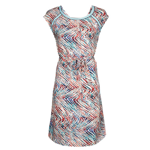 Υφασμάτινα Γυναίκα Κοντά Φορέματα One Step RHODA Multicolour