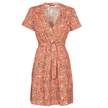 Υφασμάτινα Γυναίκα Κοντά Φορέματα One Step REY Red