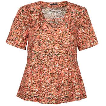 Υφασμάτινα Γυναίκα Μπλούζες One Step CARA Red / Multicolour