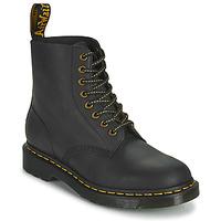 Παπούτσια Μπότες Dr Martens 1460 PASCAL Black