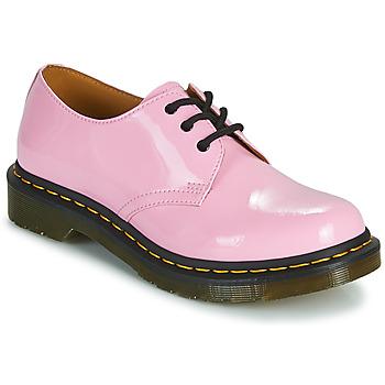 Παπούτσια Γυναίκα Derby Dr Martens 1461 Ροζ