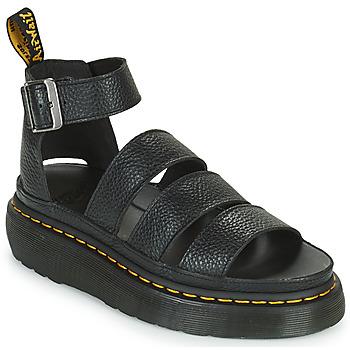 Παπούτσια Γυναίκα Σανδάλια / Πέδιλα Dr Martens CLARISSA II QUAD Black