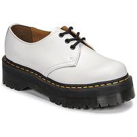 Παπούτσια Γυναίκα Derby Dr Martens 1461 QUAD Άσπρο