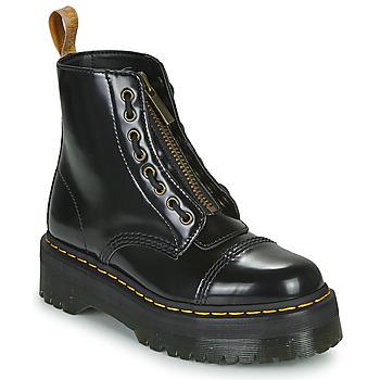 Παπούτσια Γυναίκα Μπότες Dr Martens VEGAN SINCLAIR Black