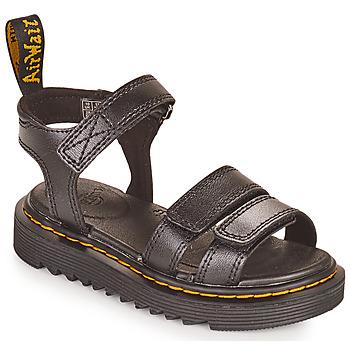 Παπούτσια Κορίτσι Σανδάλια / Πέδιλα Dr Martens KLAIRE J Black