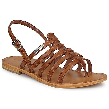 Παπούτσια Γυναίκα Σανδάλια / Πέδιλα Les Tropéziennes par M Belarbi HERISSON Tan