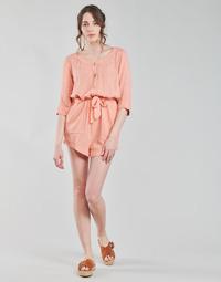 Υφασμάτινα Γυναίκα Ολόσωμες φόρμες / σαλοπέτες Rip Curl TALLOWS SPOT ROMPER Peche
