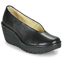 Παπούτσια Γυναίκα Γόβες Fly London YAZ Black