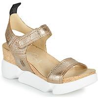 Παπούτσια Γυναίκα Σανδάλια / Πέδιλα Fly London SENA Gold
