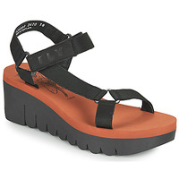 Παπούτσια Γυναίκα Σανδάλια / Πέδιλα Fly London YEFA Black