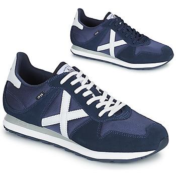Παπούτσια Άνδρας Χαμηλά Sneakers Munich MASSANA 433 Μπλέ