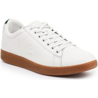 Παπούτσια Άνδρας Χαμηλά Sneakers Lacoste Carnaby Evo 5 SRM 7-30SRM4002098 beige