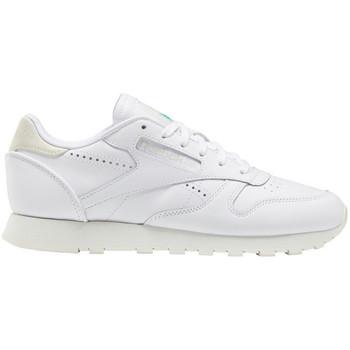 Παπούτσια Γυναίκα Χαμηλά Sneakers Reebok Sport Cl lthr Άσπρο