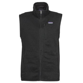 Υφασμάτινα Άνδρας Fleece Patagonia M's Better Sweater Vest Black