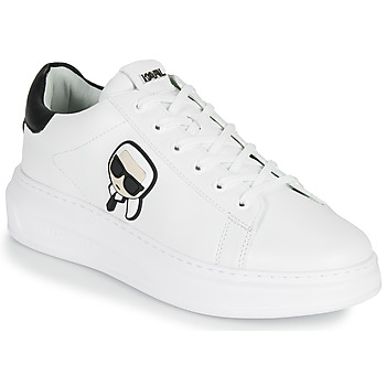 Παπούτσια Άνδρας Χαμηλά Sneakers Karl Lagerfeld KAPRI MENS Karl Ikonic 3D Lace Άσπρο