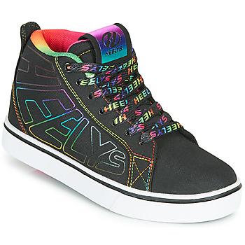 Παπούτσια Κορίτσι roller shoes Heelys RACER 20 MID Black / Multicolour