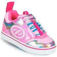 Παπούτσια Κορίτσι roller shoes Heelys ROCKET X2 Ροζ