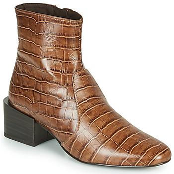 Παπούτσια Γυναίκα Μποτίνια Jonak BABOU Brown