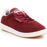 Παπούτσια Γυναίκα Χαμηλά Sneakers Lacoste Masters 319 1 SFA 7-38SFA00032P8 burgundy