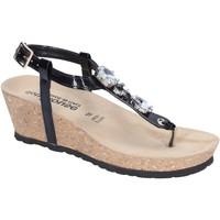 Παπούτσια Γυναίκα Σανδάλια / Πέδιλα Dott House Sandali Vernice Nero