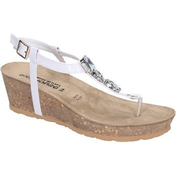 Παπούτσια Γυναίκα Σανδάλια / Πέδιλα Dott House Sandali Vernice Bianco