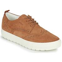 Παπούτσια Γυναίκα Χαμηλά Sneakers Geox D BREEDA Brown