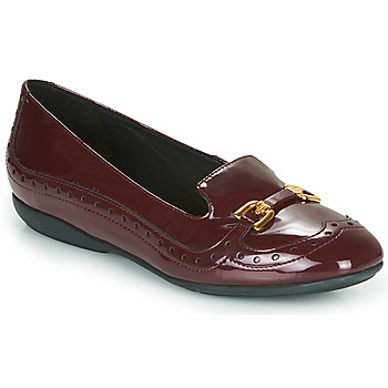Παπούτσια Γυναίκα Μπαλαρίνες Geox D ANNYTAH Bordeaux