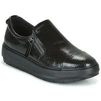 Παπούτσια Γυναίκα Χαμηλά Sneakers Geox D KAULA Black