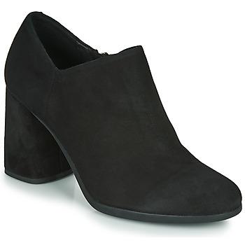 Παπούτσια Γυναίκα Γόβες Geox D CALINDA HIGH Black