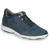 Παπούτσια Άνδρας Χαμηλά Sneakers Geox U NEBULA Μπλέ