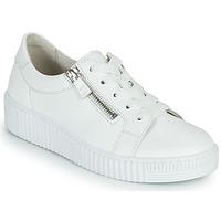 Παπούτσια Γυναίκα Χαμηλά Sneakers Gabor 6333421 Άσπρο