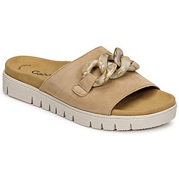 Παπούτσια Γυναίκα Τσόκαρα Gabor 6374314 Caramel