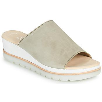 Παπούτσια Γυναίκα Τσόκαρα Gabor 6464319 Taupe