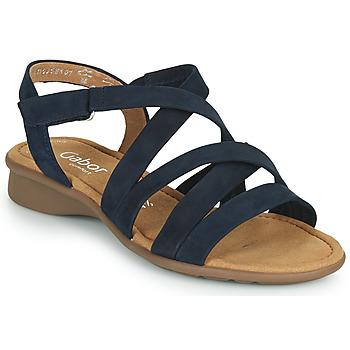 Παπούτσια Γυναίκα Σανδάλια / Πέδιλα Gabor 6606636 Μπλέ