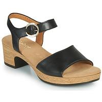 Παπούτσια Γυναίκα Σανδάλια / Πέδιλα Gabor 6272157 Black