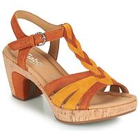 Παπούτσια Γυναίκα Σανδάλια / Πέδιλα Gabor 6273442 Cognac