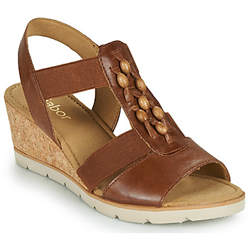 Παπούτσια Γυναίκα Σανδάλια / Πέδιλα Gabor 6575024 Brown