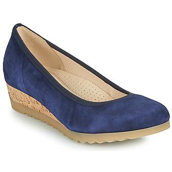 Παπούτσια Γυναίκα Μπαλαρίνες Gabor 6264146 Μπλέ