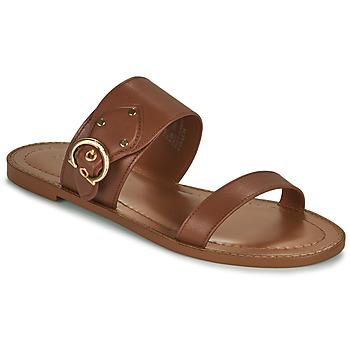 Παπούτσια Γυναίκα Σανδάλια / Πέδιλα Coach HARLOW Brown
