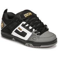 Παπούτσια Χαμηλά Sneakers DVS COMANCHE Black / Άσπρο