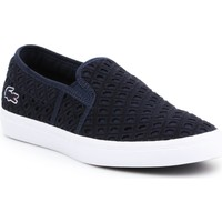 Παπούτσια Γυναίκα Slip on Lacoste Gazon 219 1 CFA 7-37CFA0014092 navy