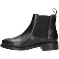 Παπούτσια Γυναίκα Μποτίνια Frau 98L3 Black