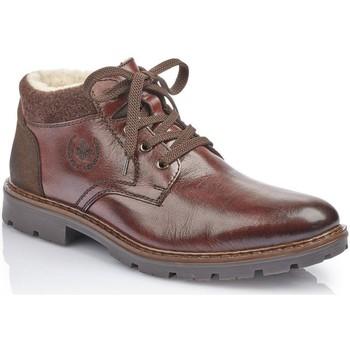 Παπούτσια Άνδρας Snow boots Rieker Nobel Filz Virage Brown Ankle Brown