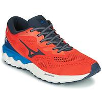 Παπούτσια Άνδρας Τρέξιμο Mizuno WAVE SKY RISE 2 Red