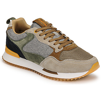 Xαμηλά Sneakers HOFF BRISTOL ΣΤΕΛΕΧΟΣ: Δέρμα / ύφασμα & ΕΠΕΝΔΥΣΗ: Ύφασμα & ΕΣ. ΣΟΛΑ: Συνθετικό ύφασμα & ΕΞ. ΣΟΛΑ: Συνθετικό