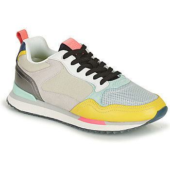 Xαμηλά Sneakers HOFF MIAMI ΣΤΕΛΕΧΟΣ: Δέρμα / ύφασμα & ΕΠΕΝΔΥΣΗ: Ύφασμα & ΕΣ. ΣΟΛΑ: Συνθετικό ύφασμα & ΕΞ. ΣΟΛΑ: Συνθετικό