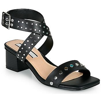 Παπούτσια Γυναίκα Σανδάλια / Πέδιλα Pepe jeans ROMY STUDS Black