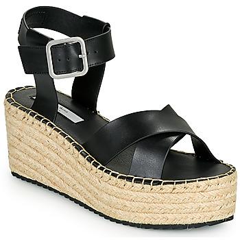Παπούτσια Γυναίκα Σανδάλια / Πέδιλα Pepe jeans WITNEY ELLA Black