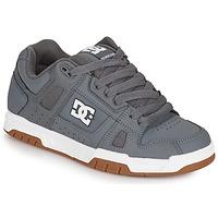Παπούτσια Άνδρας Skate Παπούτσια DC Shoes STAG Grey / Gum