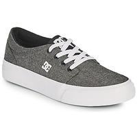 Παπούτσια Αγόρι Skate Παπούτσια DC Shoes TRASE B SHOE XSKS Grey